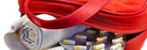 Аптечки, сумки для аптечки