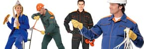 Рабочая одежда, средства индивидуальной защиты