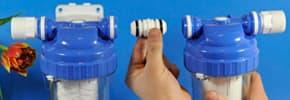 Комплектующие для водяных фильтров