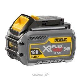Аккумулятор, зарядное устройство для электроинструмента DeWalt DCB546