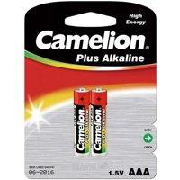 Батарейку, аккумулятор (AA/AAA/C/D) Camelion LR03-BP2