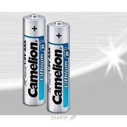 Батарейку, аккумулятор (AA/AAA/C/D) Camelion FR03-BP2