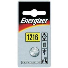 Батарейку, аккумулятор (AA/AAA/C/D) Energizer CR-1216 bat(3B) Lithium 1шт