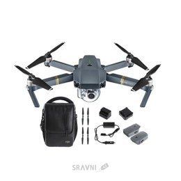 Квадрокоптер DJI Mavic Pro Fly More Combo