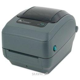 Принтер штрих кодов и наклеек ZEBRA GX420t
