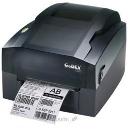 Принтер штрих кодов и наклеек Godex G300