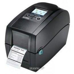 Принтер штрих кодов и наклеек Godex RT200