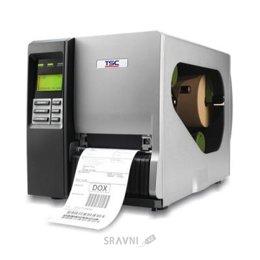 Принтер штрих кодов и наклеек TSC TTP-644M Pro