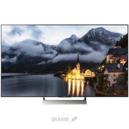 Телевизор Sony KD-49XE9005