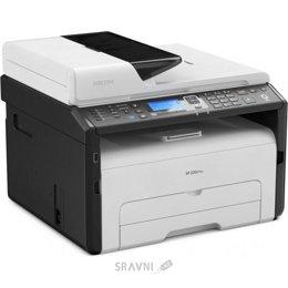 Принтер, копир, МФУ Ricoh Aficio SP 220SNW