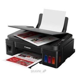 Принтер, копир, МФУ Canon PIXMA G3411