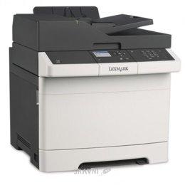Принтер, копир, МФУ Lexmark CX410de