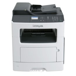 Принтер, копир, МФУ Lexmark MX410de