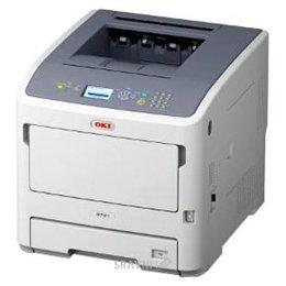 Принтер, копир, МФУ OKI B721dn