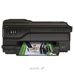 Принтер, копир, МФУ HP Officejet 7612