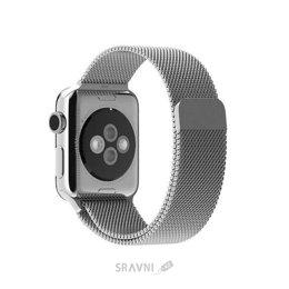 Ремешок для умных часов и спортивных браслетов Apple Milanese Loop для Watch 38mm MJ5E2