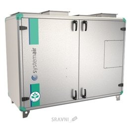 Вентиляционную установку Systemair Topvex TR06 EL-L-CAV