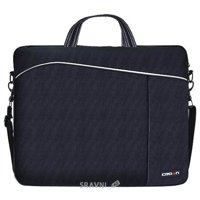 Сумку, чехол, кейс для ноутбука Сумка CROWN CMB-438