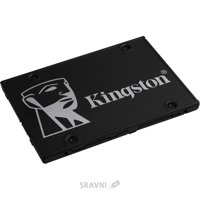 SSD-накопитель Kingston KC600 512 GB Upgrade Bundle Kit (SKC600B/512G)