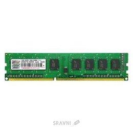 Модуль памяти для ПК и ноутбука Transcend 8GB DDR3 1333MHz (TS1GLK64V3H)