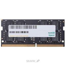 Модуль памяти для ПК и ноутбука Apacer 4GB SO-DIMM DDR4 2666 MHz (ES.04G2V.LNH)