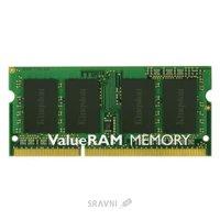 Kingston 4GB SO-DIMM DDR3 1600MHz (KVR16S11S8/4)