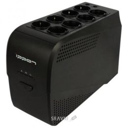 UPS (Система бесперебойного питания) IPPON Back Comfo Pro 600 New