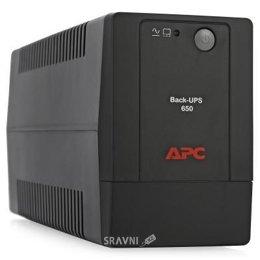 UPS (Система бесперебойного питания) APC Back-UPS 650VA IEC