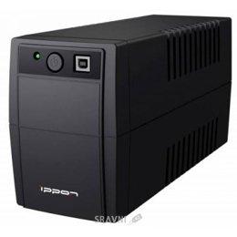 UPS (Система бесперебойного питания) IPPON Back Basic 1050 Schuko