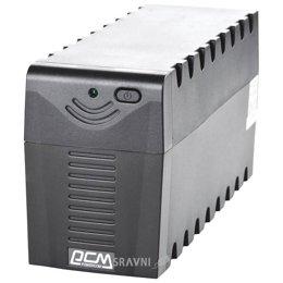 UPS (Система бесперебойного питания) Powercom RPT-1000AP