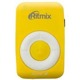 MP3 плеер (Flash,  HDD)  Ritmix RF-1010