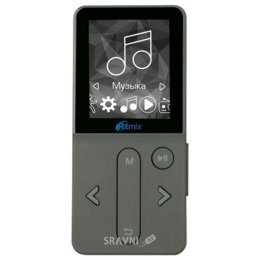 MP3 плеер (Flash,  HDD)  Ritmix RF-4910 8Gb