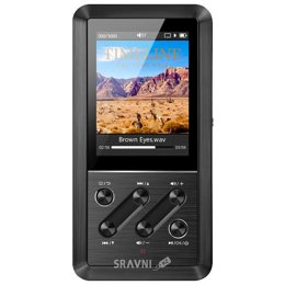 MP3 плеер (Flash,  HDD)  Fiio X3