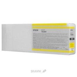 Картридж, тонер-картридж для принтера Epson C13T636400
