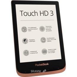 Электронную книгу PocketBook 632 Touch HD