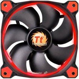 Систему охлаждения (вентиляторы, радиаторы, кулеры) Thermaltake Riing 12 Red LED (CL-F038-PL12RE-A)
