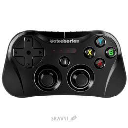 Джойстик, геймпад, контроллер SteelSeries Stratus Wireless Gaming Controller