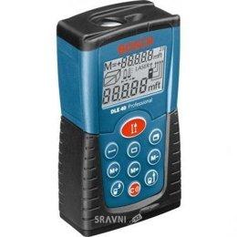 Контрольно-измерительное оборудование Bosch DLE 40 Professional (0601016300)
