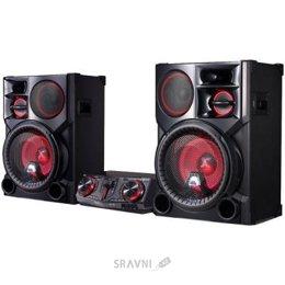 Музыкальный центр, магнитолу, аудиосистему LG CJ98