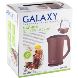 Электрочайник Galaxy GL0318