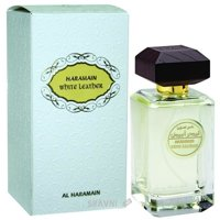 Al Haramain White Leather EDP