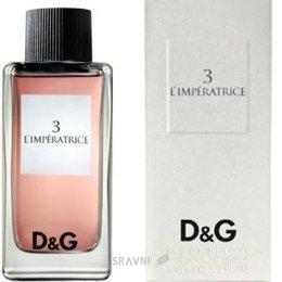 Женскую парфюмерию Dolce & Gabbana Anthology L'Imperatrice 3 EDT