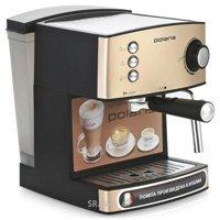 Кофеварку, кофемашину Эспрессо кофеварка Polaris PCM 1527E