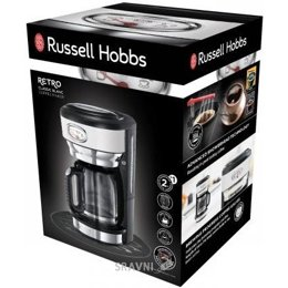 Кофеварку, кофемашину Russell Hobbs 21703-56