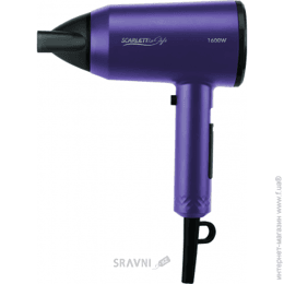 Фен и прибор для укладки SCARLETT SC-HD70I39