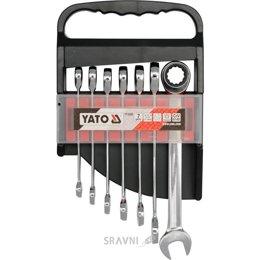 Разводной, гаечный ключ YATO YT-0208