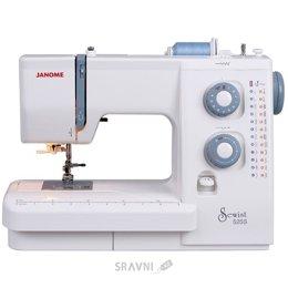 Швейную машинку и оверлоку Janome Sewist 525 S