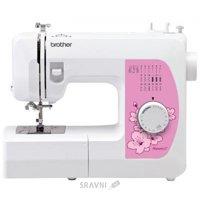 Швейную машинку и оверлоку Brother Hanami 17