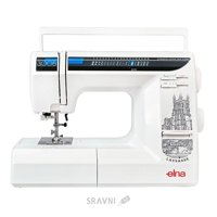 Швейную машинку и оверлоку Elna 3005 LAUSANNE
