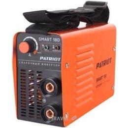 Сварочный аппарат Patriot Smart 180 MMA